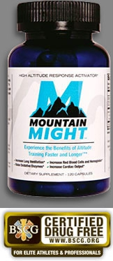 Mountain Might Altitude Training in a Bottle (Альпинизм)