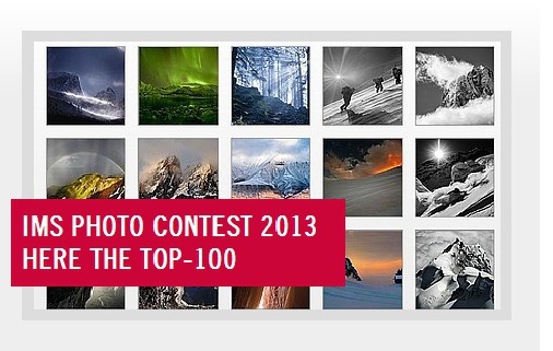 "IMS Photo Contest ""Mountain.Lights&Shadows"". Top 100 in exhibition. (фотоконкурс)"