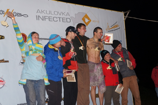 Akulovka Infected 2013 состоялись! (Вода, окуловка, контест, каякинг, okulovka, keen, день сурка)