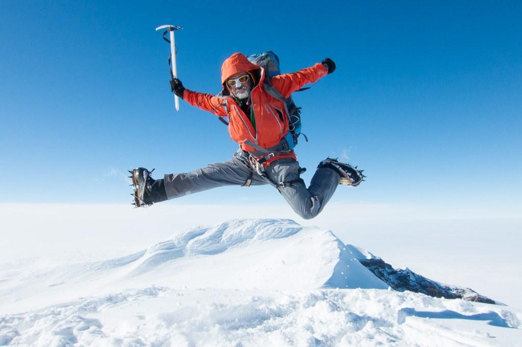 Картинки с днем рождения альпиниста