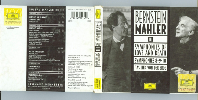 leonard bernstein the life controversies musical career and special love for gustav mahler Bernstein - the mahler symphonies with tourel bernstein's love and knowledge of these scores was always unrivalled new york philharmonic/leonard bernstein.