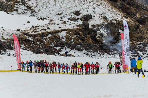 Red Foх Elbrus Race 2014. Командная гонка по ски-альпинизму (фестиваль red fox elbrus race, кубок победы)