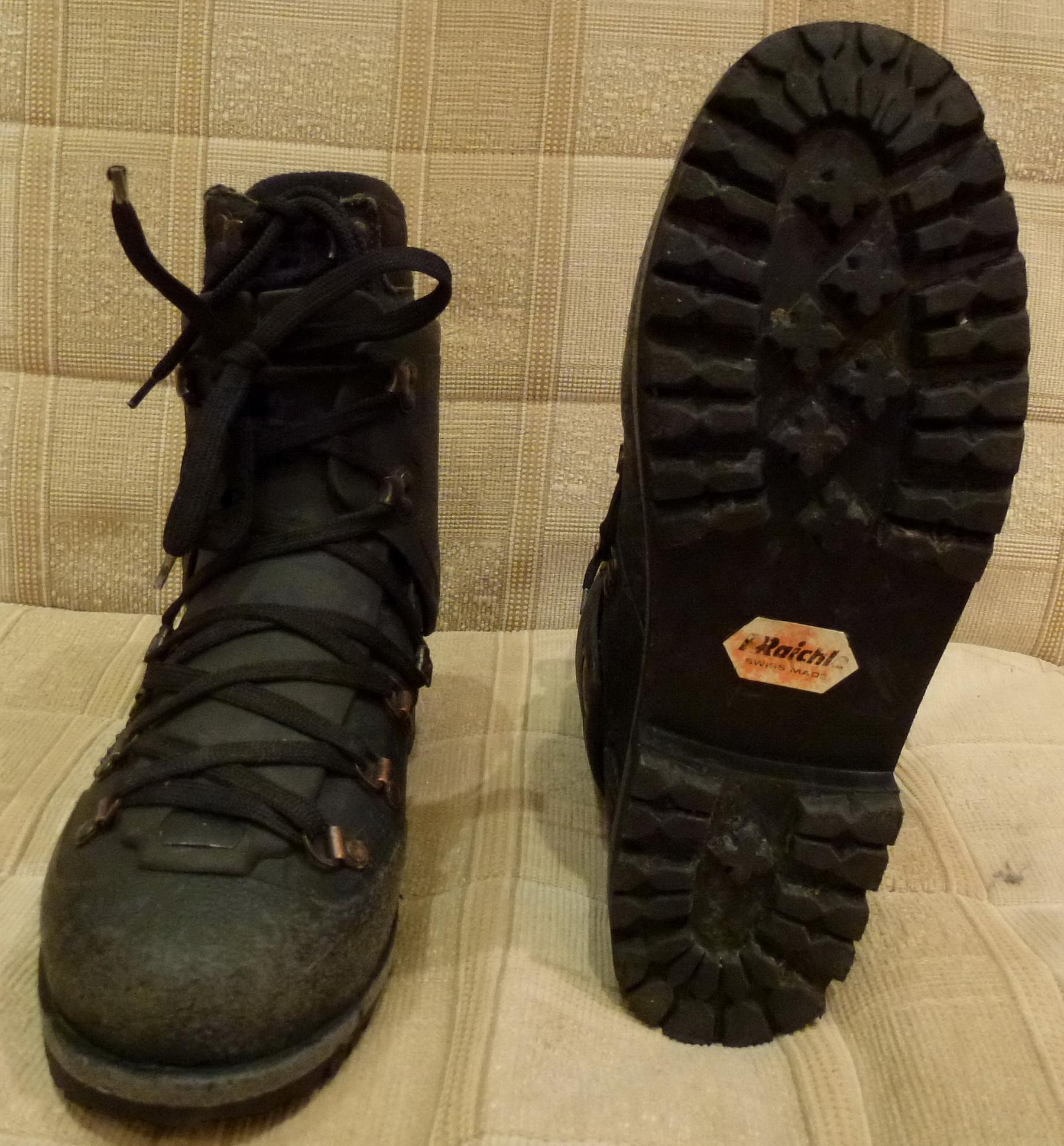 Швейцарские горные ботинки куплю в Москве