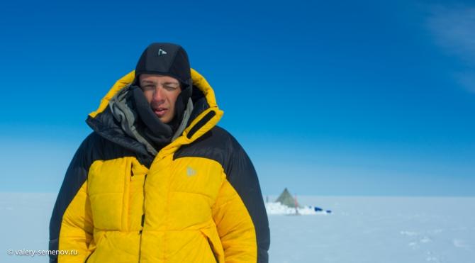 Отчёт о кайт-лыжном походе по Гренландии