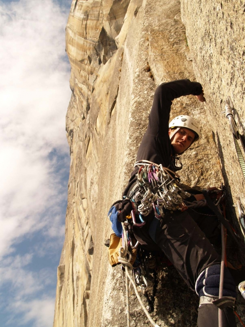 El Cap. The Shield. VI 5.7 C4 or A3, 30 верёвок (Альпинизм, yosemite, йосемиты, эль капитан, el capitan, half dom)