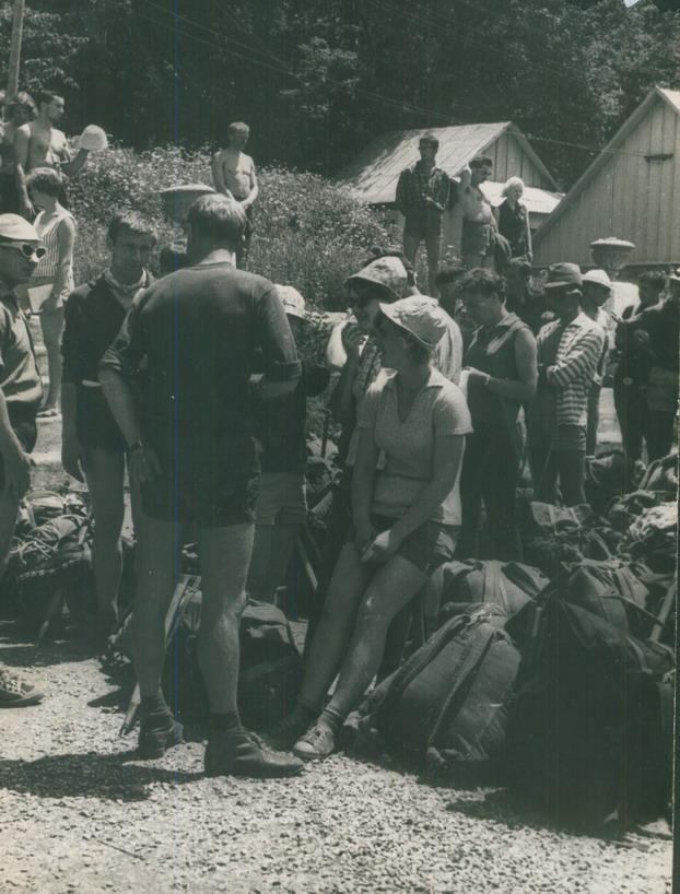 Какие рюкзаки выпускали в ссср в 70е годы купить рюкзак trimm sherpa 50