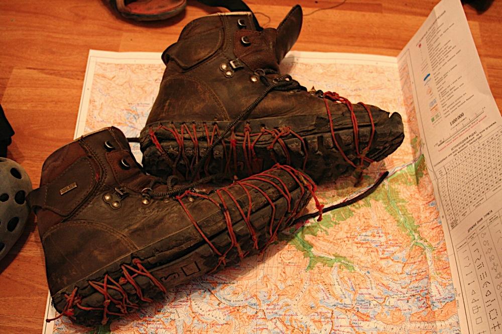 Выбор обуви для похода - Снаряжение - Охотники ру