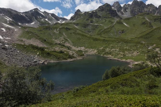Поход архыз имеретинские озера