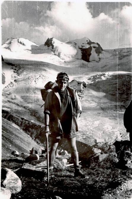1971 г На первое восхождение