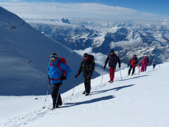 Особенности горнолыжного туризма