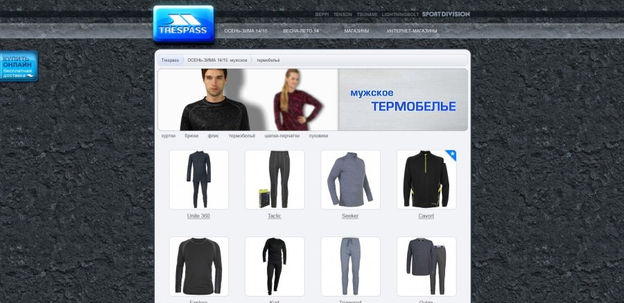 a699014b257 Обзор мировых производителей термобелья. Опрос. — Risk.ru