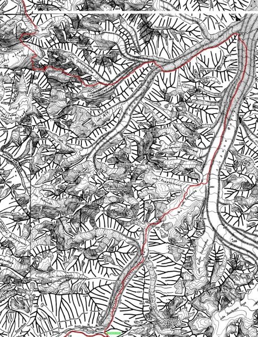 Схема маршрута1.2