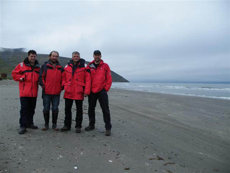bering strait thesis competition