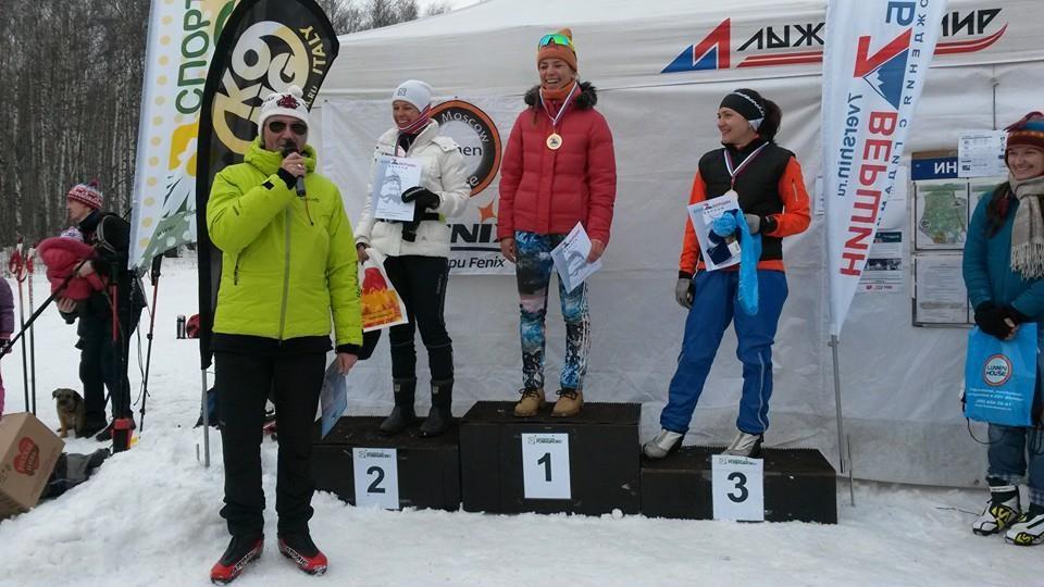 Клуб 7 Вершин лыжи Ромашково