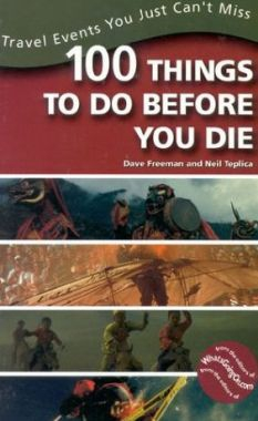 100 Things to Do Before You Die (Путешествия)