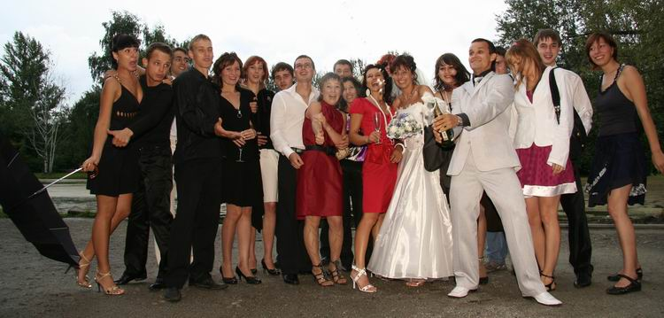выкуп невесты познакомились в интернете