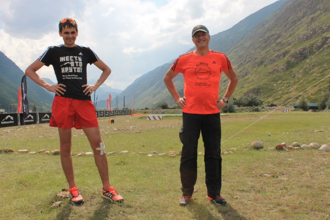 Репортаж с Elbrus World Race 2015 by adidas Outdoor