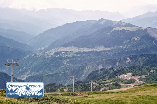 Тетнулди, Грузия. Предварительный обзор нового горнолыжного курорта в Сванетии. (Горные лыжи/Сноуборд, сванетия, местия)