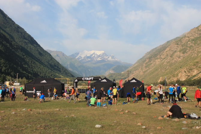 Elbrus World Race by adidas Outdoor: итоги 2015