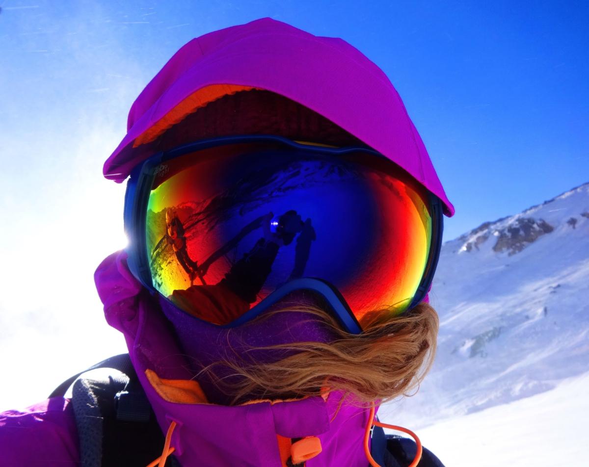 Как сделать горнолыжную маску
