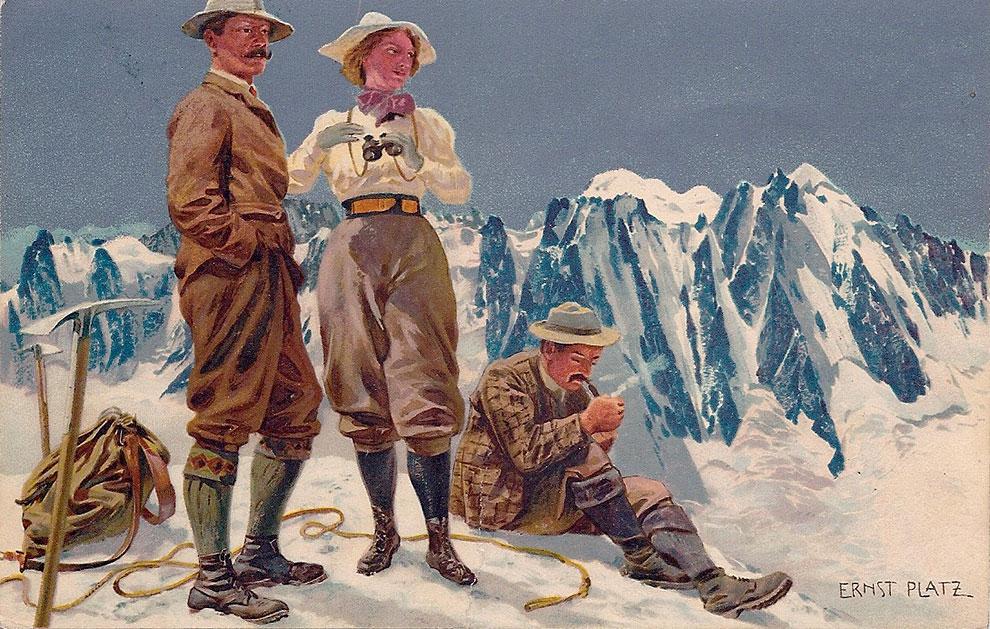 Поздравления с Международным днем альпинизма (День альпиниста)