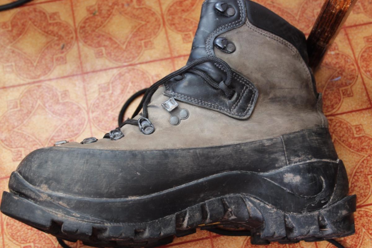 cefe91ae Горные ботинки Фарадей, модель 403, обзор и опыт эксплуатации — Risk.ru