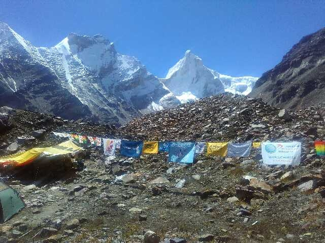 Talay_sagar_base_camp