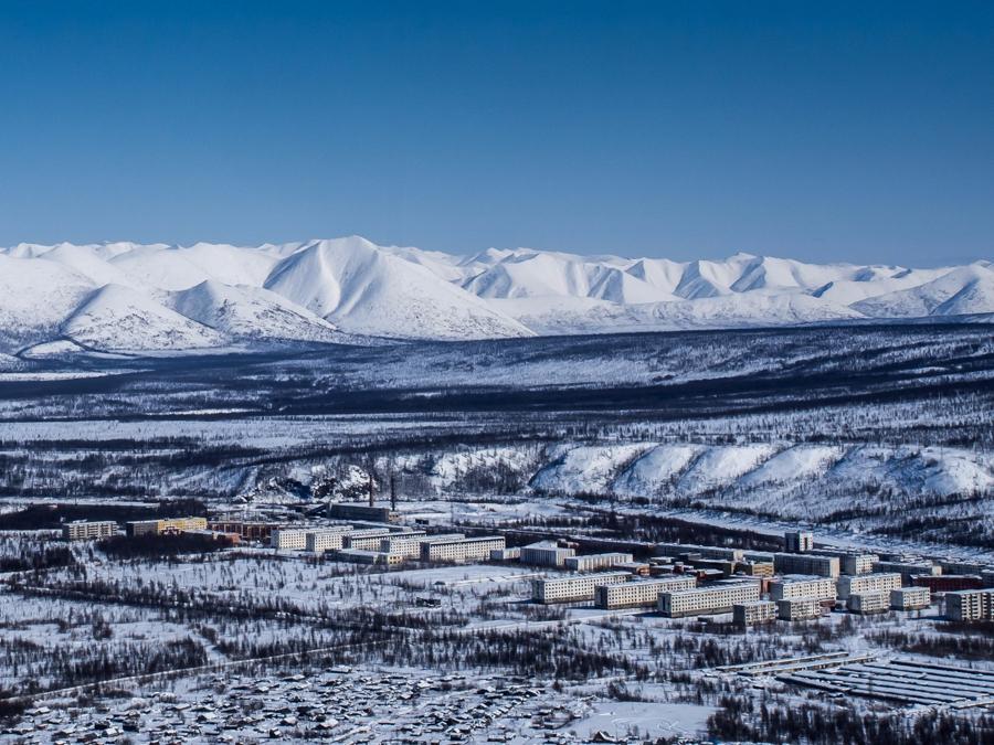 Естественная убыль населения на Колыме за три месяца этого года - 104 человека