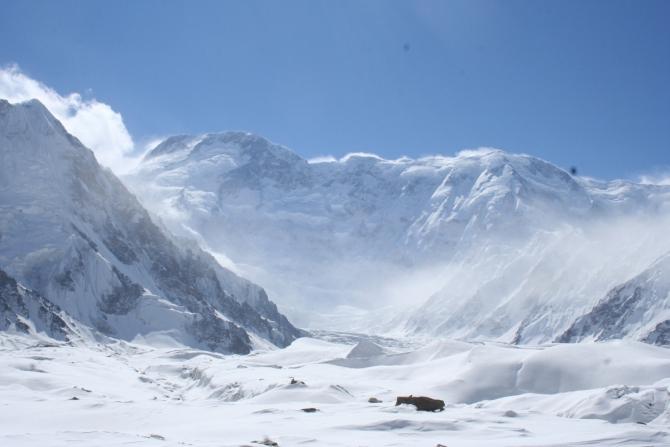 И нa Победу зимой сходили!!! (Альпинизм, победа, хан-тенгри, зимняя экспедиция)