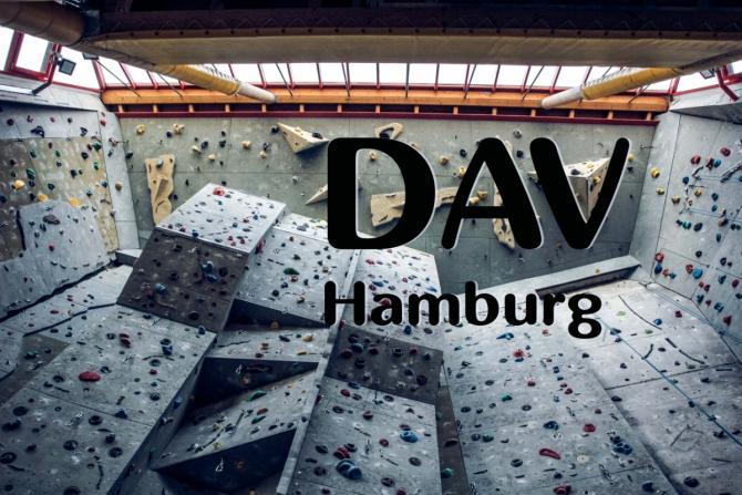 DAV Kletterzentrum. Hamburg (Скалолазание, скалолазание, скалодром, Скалодромия, скалолаз, скалолазный зал, скалолазание в зале)