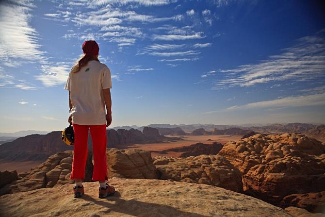 До фестиваля Jordan Women.V2 осталось три недели (Альпинизм, вади рам, wadi rum, иордания, jordan women)