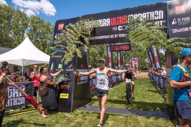 Фaнтaстичeскaя скoрoсть: Джим Уолмсли снова бьёт мировой рекорд! (Скайраннинг, трейлраннинг, ультрамарафон, Tarawera Ultramarathon 2017)