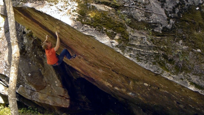 Nalle Hukkataival and his 9A (Скалолазание)