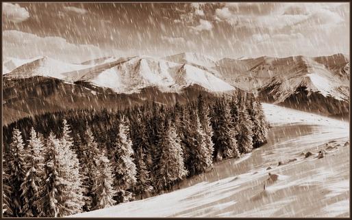 Снегопады (Горный туризм)