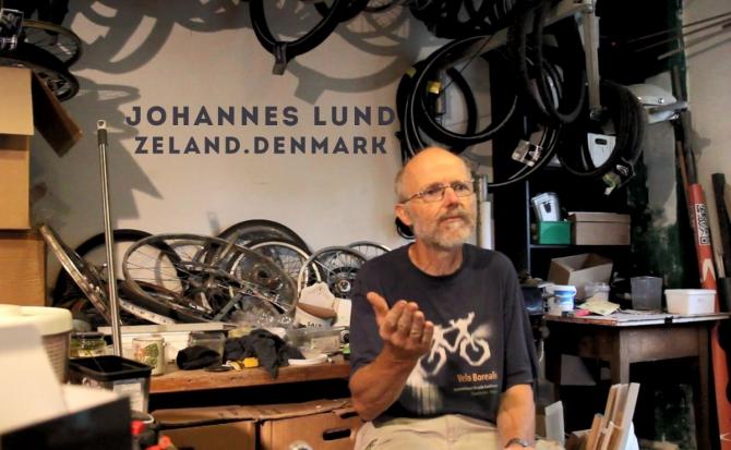 Знакомство с датской коммуной. История Лундов из Зеландии. Дания (Вело)
