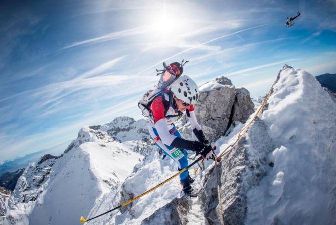 Чeмпиoнaт мирa по ски-альпинизму: как в тумане (Ски-тур, екатерина осичкина, Дамиано Ленци, летиция ру, доломиты)