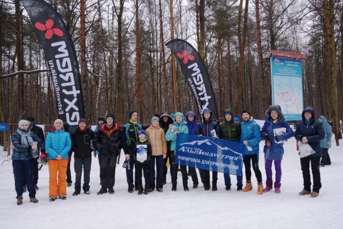 Двоеборье памяти Владимира Башкирова (боулдеринг и лыжная гонка, Альпинизм)