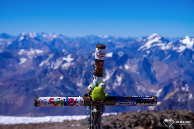 Восхождение на Аконкагуа (6962м) за 7 дней (Альпинизм, альпинизм)