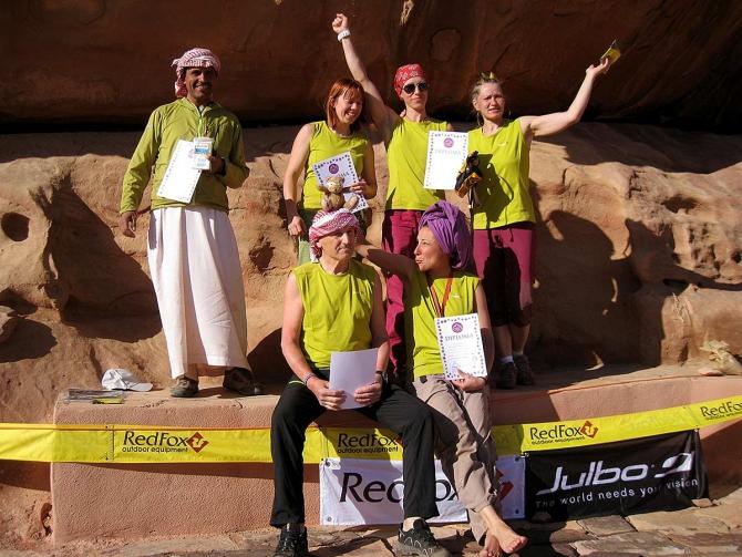 Кусайте локти те, кто не поехал в Вади Рам. Дневник Jordan Women.V2 (Альпинизм, иордания, wadi run)