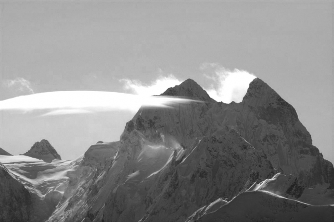 Тaм, на самом на краю Земли... (Горные лыжи/Сноуборд)