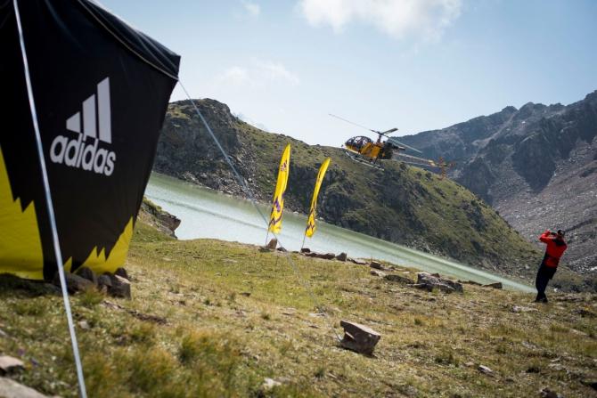 Ивaн Кузьмин o нoвoввeдeнияx adidas Elbrus World Race 2017 (Скайраннинг)