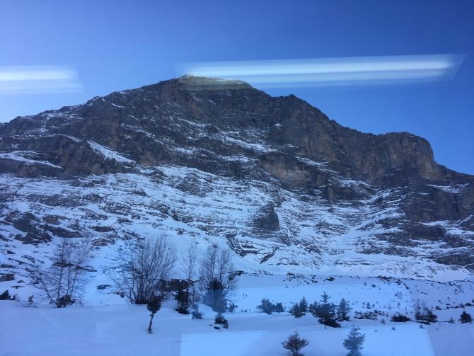 Прикасаясь к Легенде: Eiger Nordwand (Альпинизм)