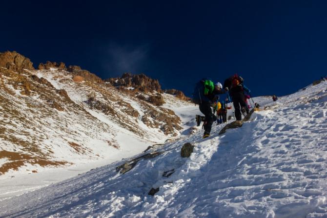 Моя игра в альпинизм - 2 (внутренние переживания)