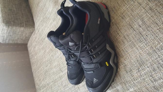 Кроссовки Adidas Terrex раз-р 9 1/2 US (Путешествия)