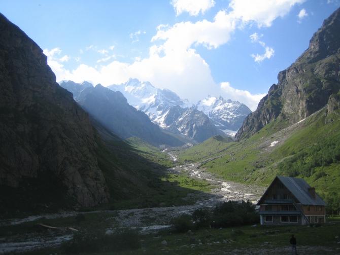 Моя игра в альпинизм - 3 ()