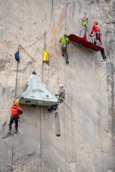Фото-отчёт о курсе BIGWALL + ИТО в Крыму (Альпинизм, школа альпинизма, морчека, зуб морчеки, нефедов, сумберг, сергей, бигвол)