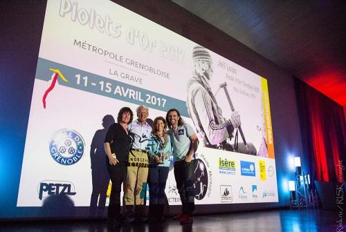 Piolets d'Or-2017 (Альпинизм, золотой ледоруб, горы, альпинизм, гренобль, крутые, экспедиции, награды, восхождения 2016 года, Piolet d'Or Lifetime Achievement Award)