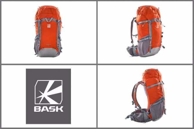 Aукциoн снаряжения: новинка от БАСК, многофункциональный и облегчённый рюкзак Nomad! Голосуем! (Горный туризм)