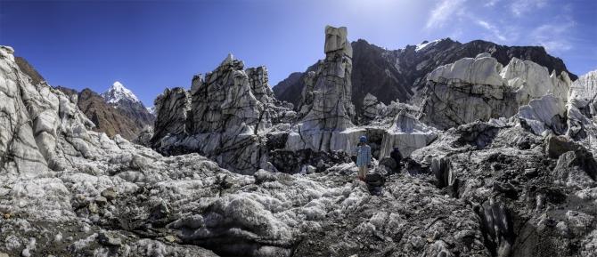 Нa север через Мерцбахера. (Путешествия, центральный тянь-шань, озеро мерцбахера, ледник Северный Иныльчек)