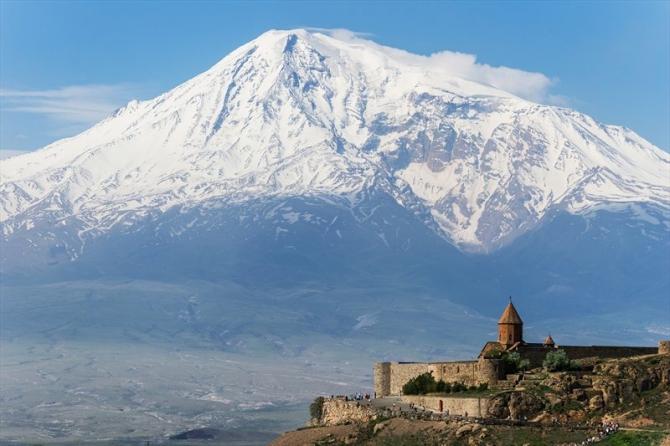 Подъем на Арарат в Турции!!! (Горный туризм)